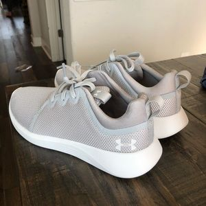 Under Armour Shoes - Women's grey Under armour shoes perfect condition